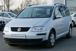 VW Touran, EZ 2004