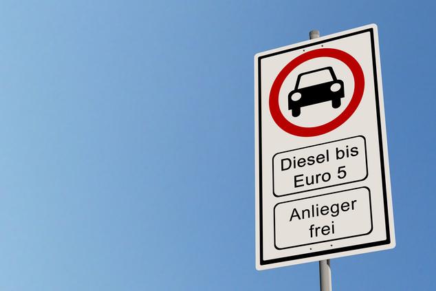 10 Jahre Umweltzonen in Deutschland