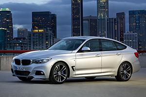BMW 3er Gran Turismo (GT)