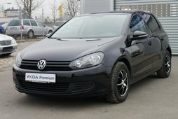 VW Golf 6, EZ 2009