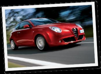 Alfa Romeo MiTo LPG Autogas