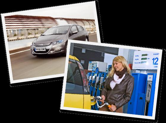 Alternative Antriebe Elektroantrieb und Autogas