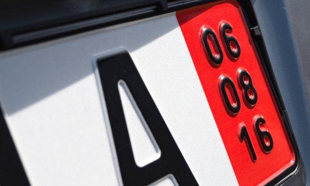 Ausfuhrkennzeichen Auto nach Frankreich verkaufen