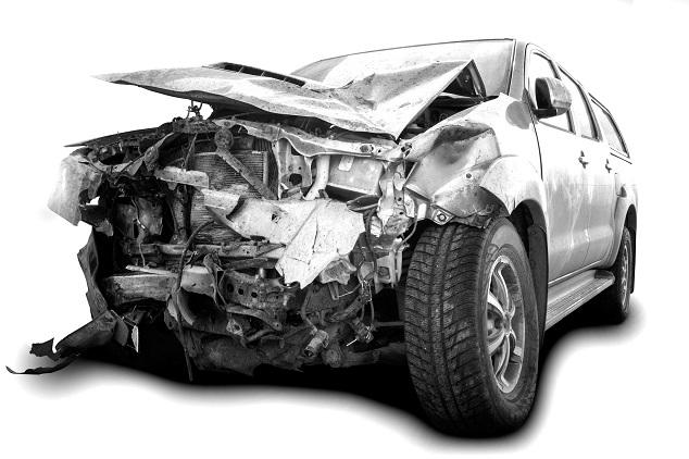 Auto abmelden wegen Totalschaden