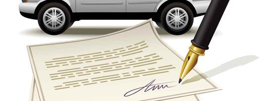 Auto Verkaufen Mit Formular So Gehst Du Kein Risiko Ein