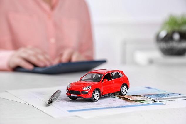 Auto wechseln: Unterlagen