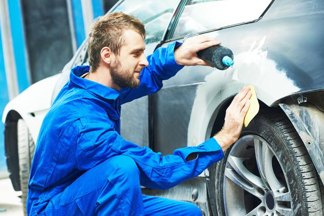 Autoaufbereitung Reparatur