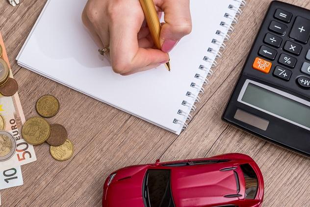 Autofinanzierung mit Rechner