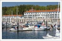 Autogas für Boote im Ostee Marina Boltenhagen