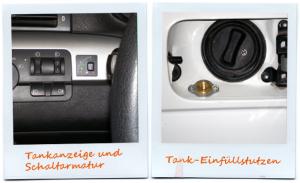 Autogas Einbau-Umbau-Beispiele