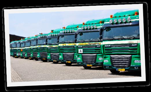 Nutzfahrzeuge mit Autogas-Anlage