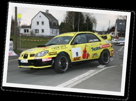 Autogas LPG im Motorsport bei der ADMV Rallye Erzgebirge