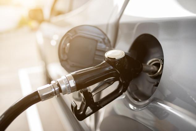 Diesel Benzin Tankklappe tanken