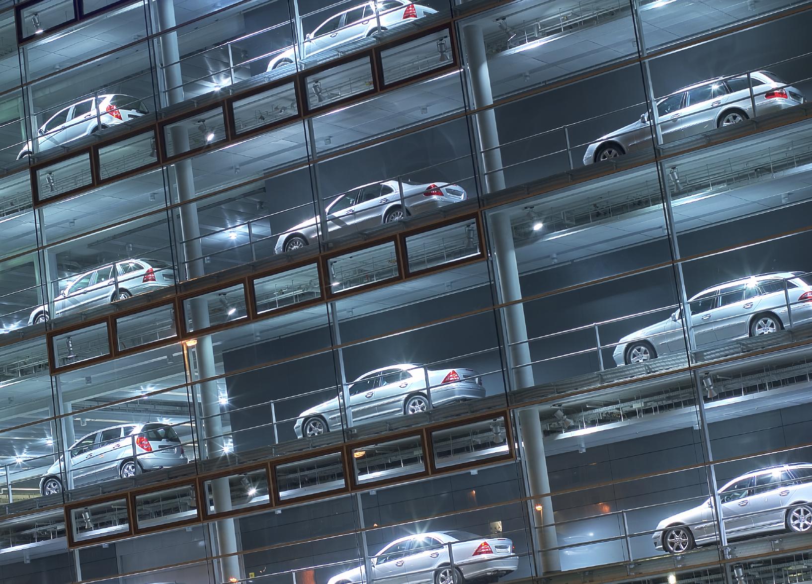 Garage auto esportate