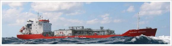 GasChem Pacific LPG Gastanker