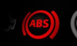 ABS-Lampe leuchtet