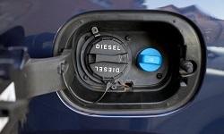 Einfüllstutzen für einen Dieseltank