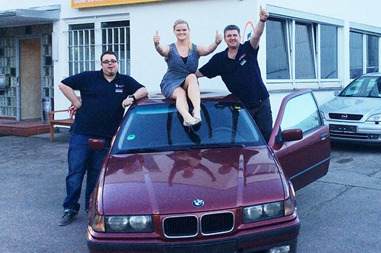 Wir kaufen dein auto halle