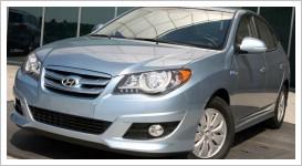 Hyundai Elantra mit Autogas-Hybrid