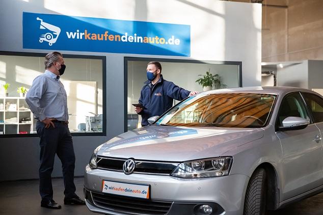 Abgabe-Termin vor Autoverkauf