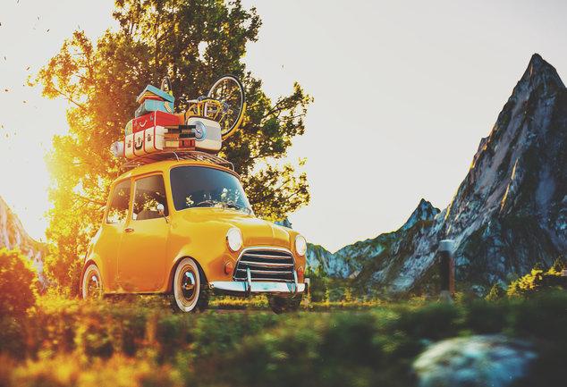 Mit dem Auto ins Ausland reisen