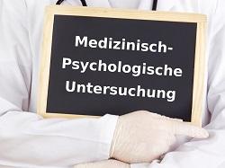 medizinisch-psychologische Untersuchung