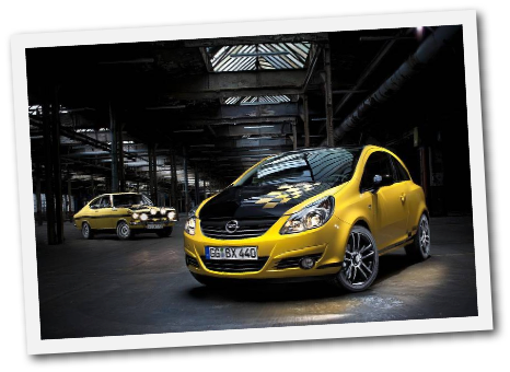 Opel Corsa LPG ecoflex mit Autogas Antrieb