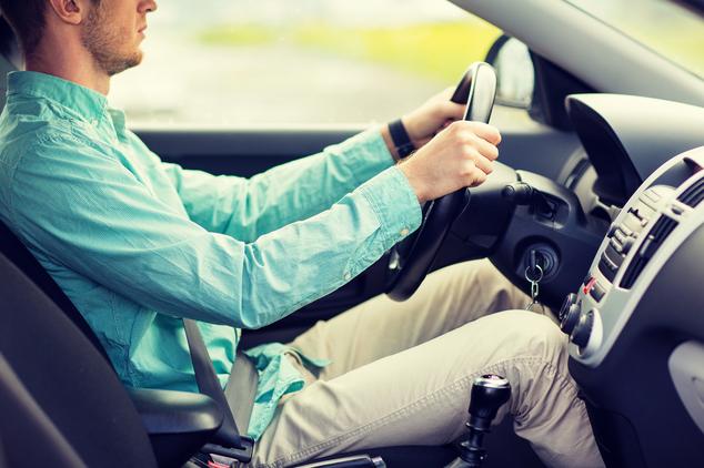 Probefahrt beim Autokauf und -verkauf
