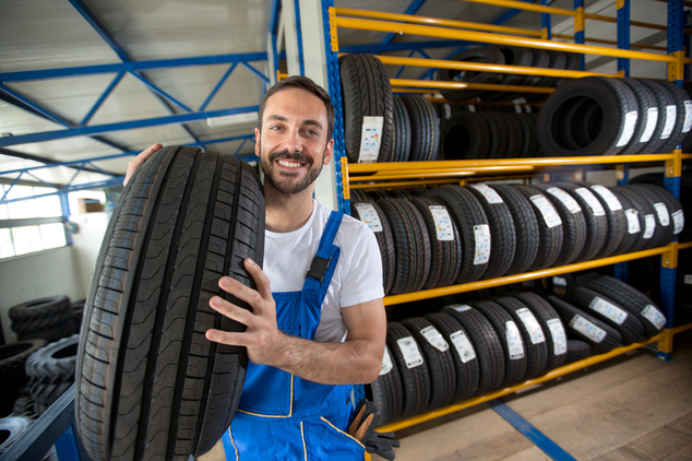 Reifen und Service
