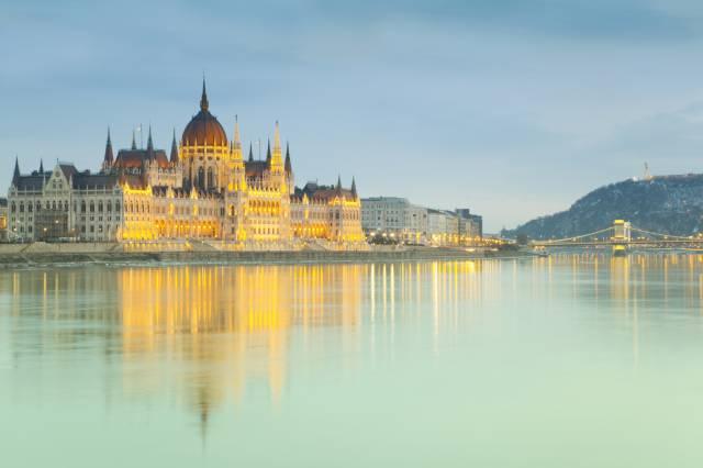 Schöne Urlaubsziele: Budapest in Ungarn