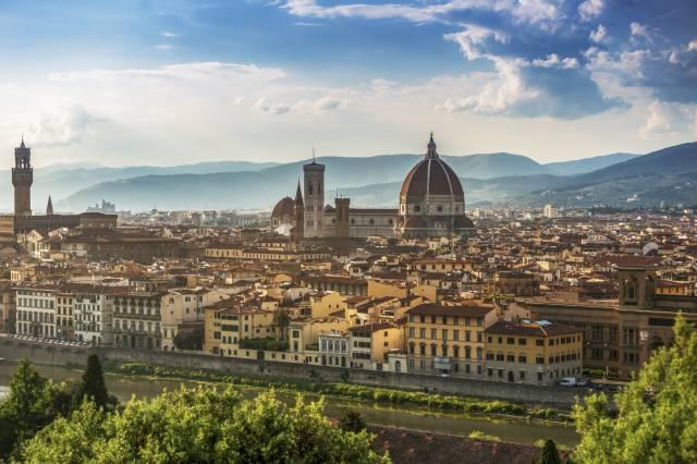 Schöne Urlaubsziele= Florenz in Italien