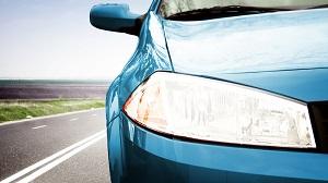 Fahrzeugfront einer Renault Mittelklasse