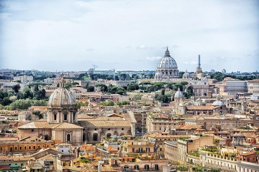 Schöne Urlaubsziele: Rom in Italien