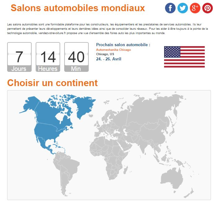 salon automobile