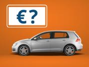 Was ist mein Auto wert?