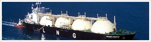 LPG Fluessiggas Tanker