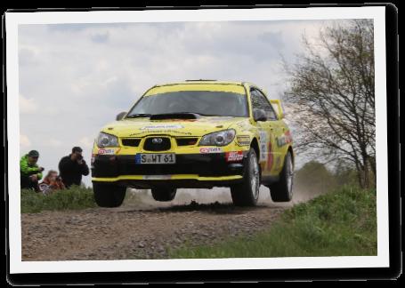 Tyczka Totalgaz Rallye Team Autogas LPG Subaru Impreza WRX