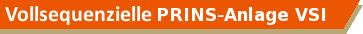 Vollsequenziell Autogas VSI-Anlage von PRINS