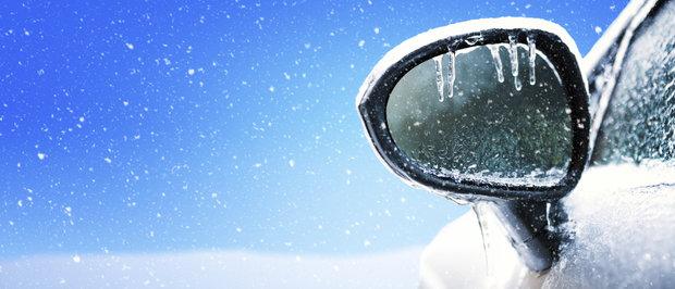 Auto auf Winter vorbereiten