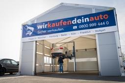 Autoankauf Darmstadt | wirkaufendeinauto.de