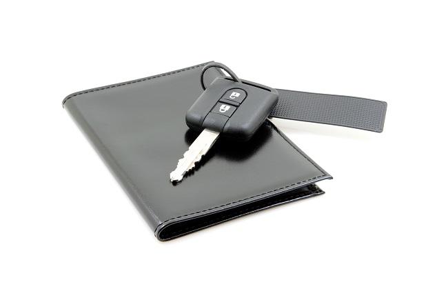 Zulassungsbescheinigung Teil 2 (Fahrzeugbrief)