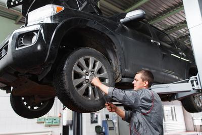 Welche Besonderheiten haben SUV-Reifen?